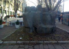 Spomenik Moši Pijade u Beogradu