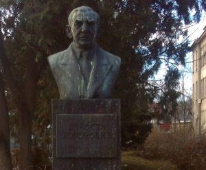 Spomen bista doktora Koste Todorovića u Beogradu