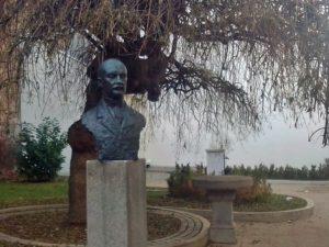 Spomen bista Jovanu Cvijiću u Beogradu