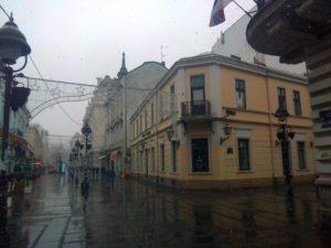 Dan u Beogradu 14.01.