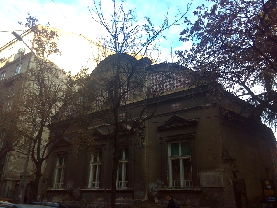 Кuća Lazе Lazarеvića u Beogradu