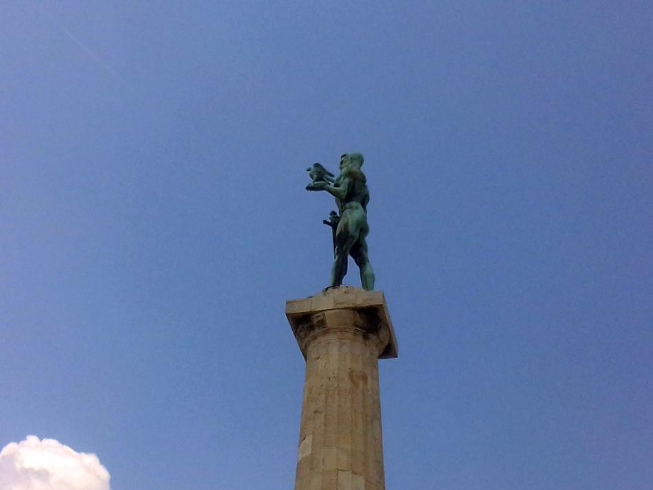 Spomenik Pobednik u Beogradu