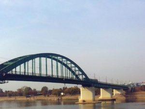 Pronađena bomba ispod Savskog mosta