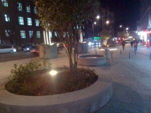 Fontana kod platoa Milana Mladenovića