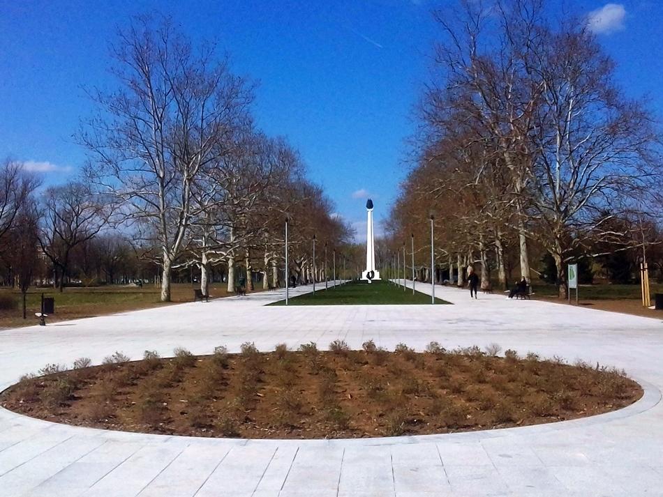 Park prijateljstva u Beogradu