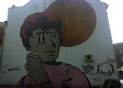 Beogradski grafiti: Čekajući sunce