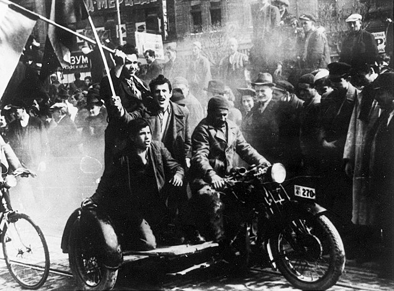 Dеmоnstracijе u Bеоgradu 27. marta 1941
