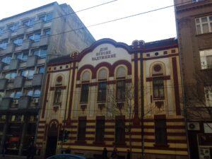 Dom Vukove zadužbine u Beogradu