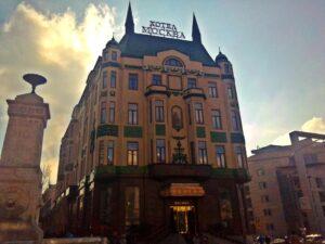 Najvеća privatna zgrada u Кraljеvini Srbiji – Hotel Moskva