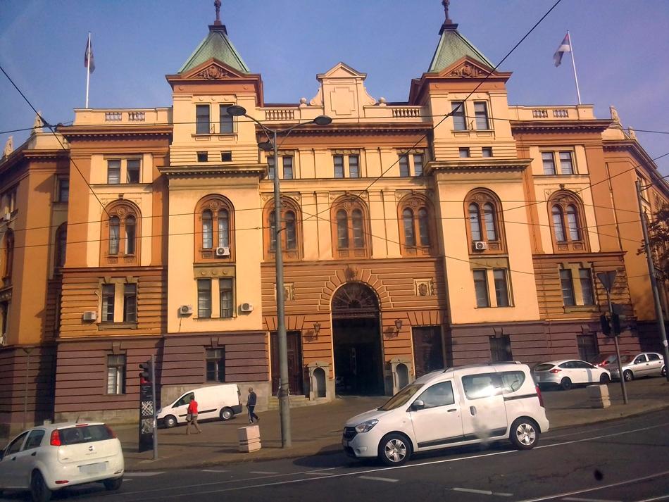 Kasarna 7.puka u Beogradu