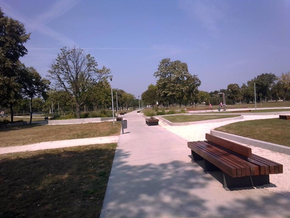 Park Ušće u Beogradu