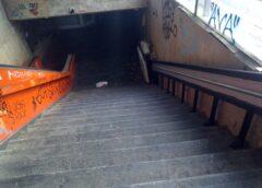 Počelo čišćenje podzemnih prolaza u Beogradu
