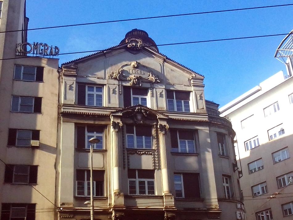 Zgrada Praške kreditne banke u Beogradu