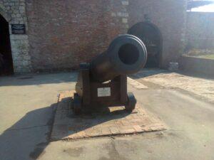 Tvrđavski tоp u Beogradu