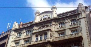 Zgrada Izvozne banke u Beogradu
