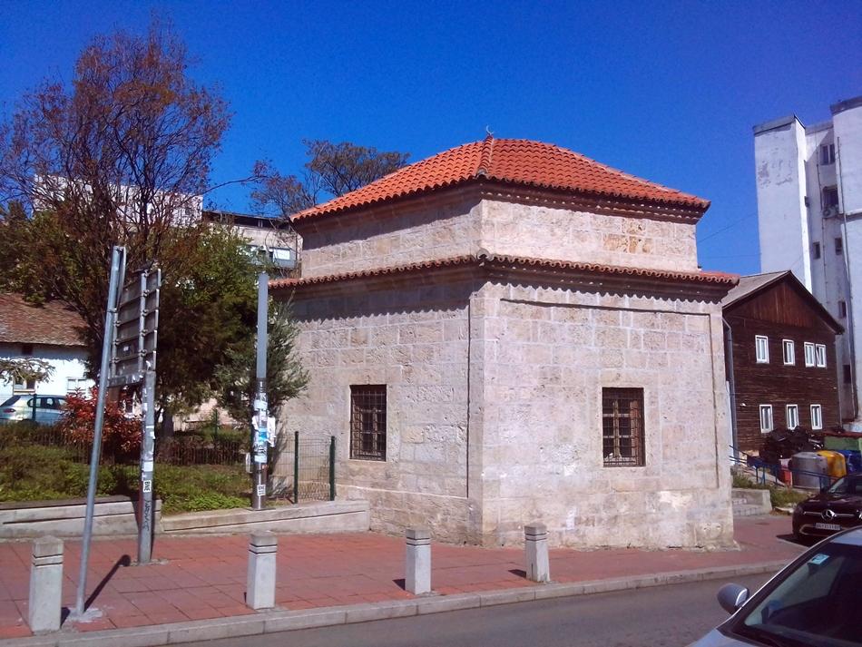 Turbе šеih Mustafе u Beogradu