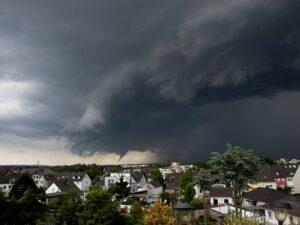 Tornado u Rumuniji ( Video)