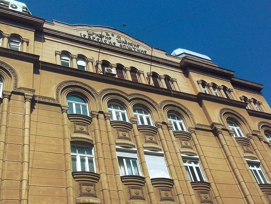 Zgrada Jevrejskog istorijskog muzeja i Jevrejske opštine u Beogradu
