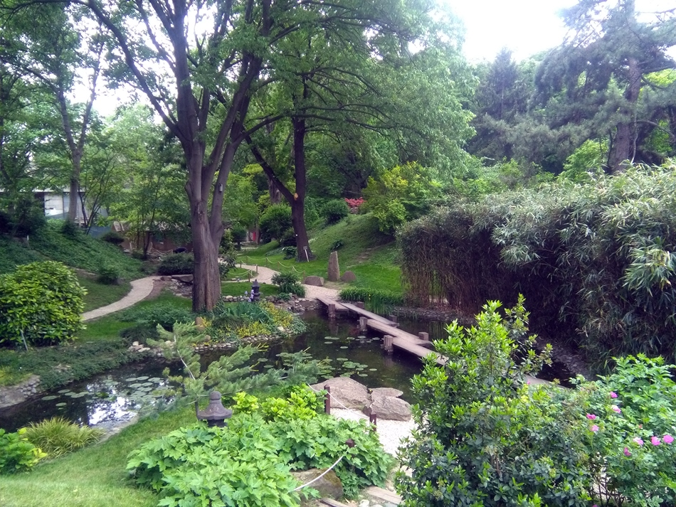 Japanski vrt u Beogradu