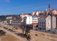 Dobro jutro Beograde! Svuda kranovi