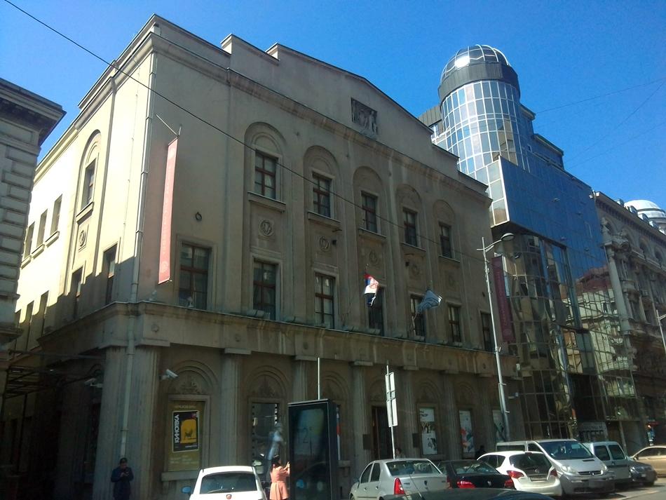 Zgrada Beogradske opštine