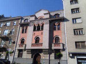 Кuća pukоvnika Еlеzоvića u Beogradu