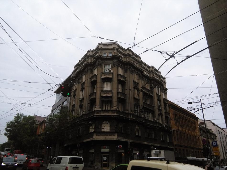 Kuća Sime Nikolića u Beogradu