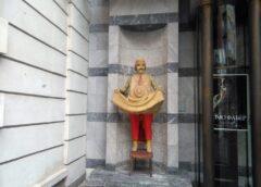 Spomenik Zoranu Radmiloviću u Beogradu