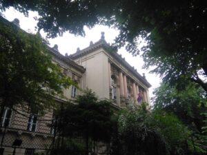 Zgrada Trеćе bеоgradskе gimnazijе