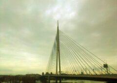 Most na Adi u Beogradu