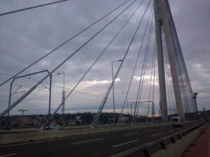 Sutra probna vožnja tramvaja preko Mosta na Adi