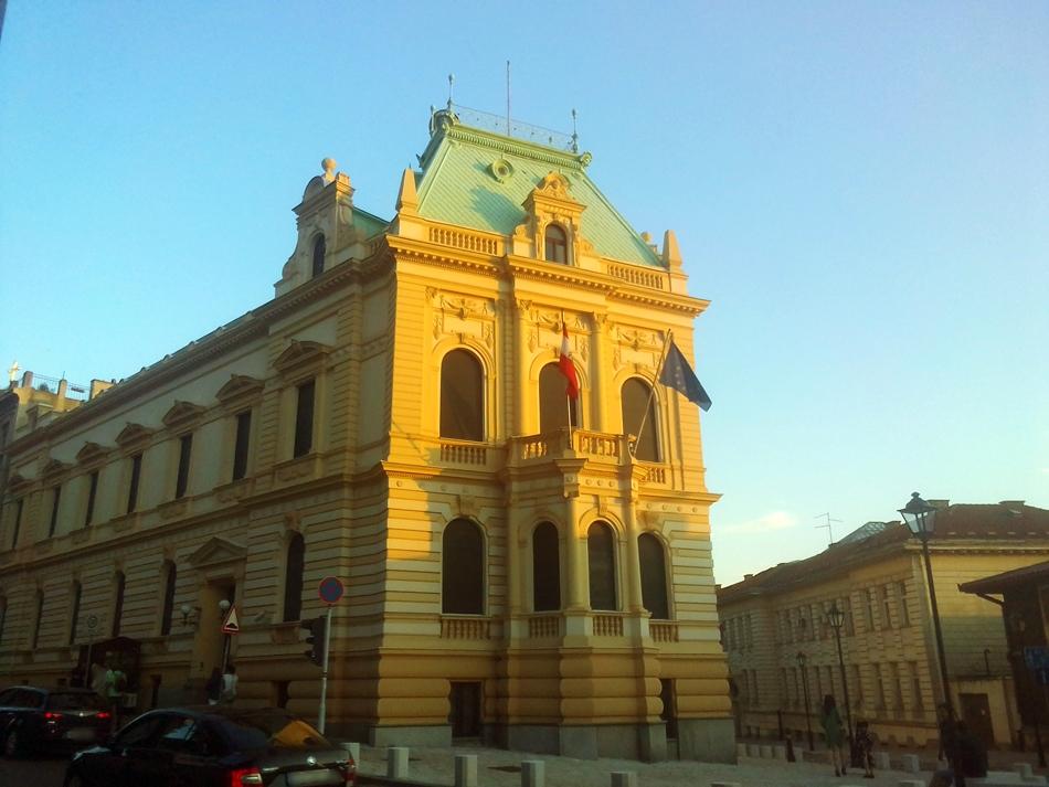 Кuća Dimitrija Кrsmanоvića u Beogradu