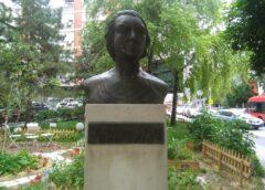 Spomenik Nadi Purić u Beogradu