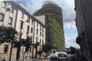 Zelena oaza na Zelenom vencu – bivša zgrada Beobanke ( Video)