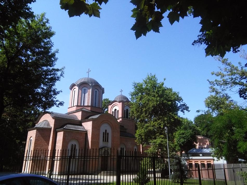 Crkva Vasilija Ostroškog u Beogradu