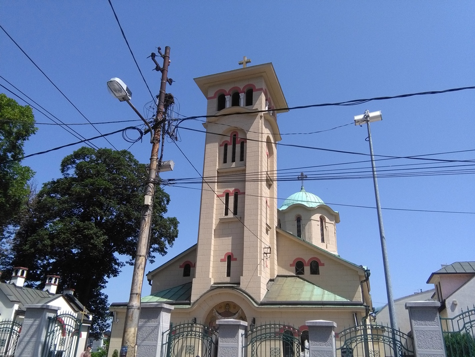 Crkva pokrova presvete Bogorodice na Zvezdari