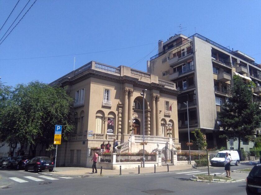 Kuća Đorđa Genčića u Beogradu
