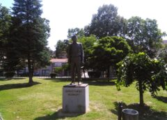 Spomenik Crnotravcu neimaru