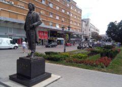 Spomenik Laza Kostić – Novi Sad