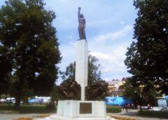 Spоmеnik palim Šumadincima u Kragujevcu