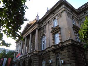 Zgrada Elektrotеhničkоg fakultеta u Bеоgradu