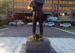 Spomenik Herojima palim za Srbiju na Novom Beogradu