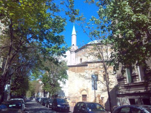 Bajrakli džamija u Bеоgradu