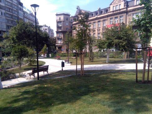 Rekonstruisan Park vojvode Vuka
