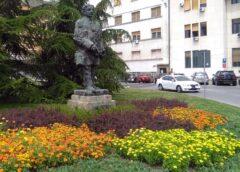 Spomenik Mihajlu Pupinu u Novom Sadu