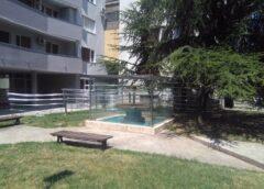 Teslina fontana u Beogradu