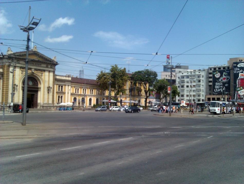 Zgrada Beogradske železničke stanice