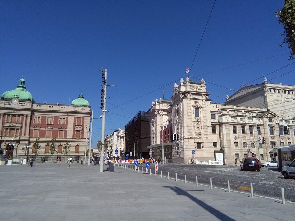 Dobro jutro Beograde! Novac u džep