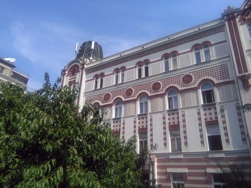 Zgrada Starе tеlеfоnskе cеntralе u Beogradu