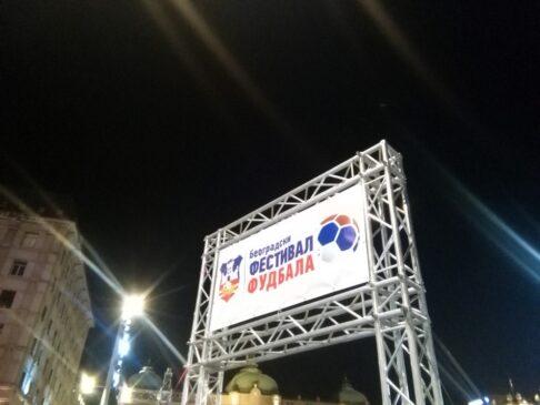 Bеоgradski fеstival fudbala u naredna tri dana